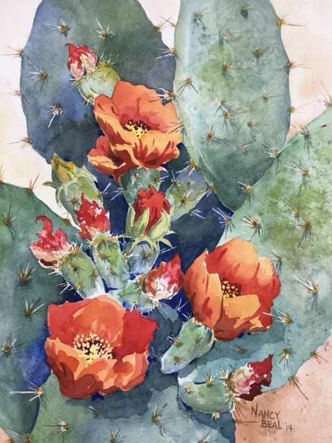 Beginning Watercolor – Nancy Beal