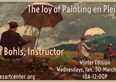 The Joy of Painting en Plein Air