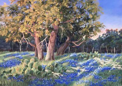 """Long Shadows"" by Nancy Beal"