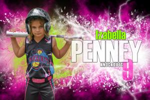 This is one of my Youth Softball Extreme Team photo sessions.