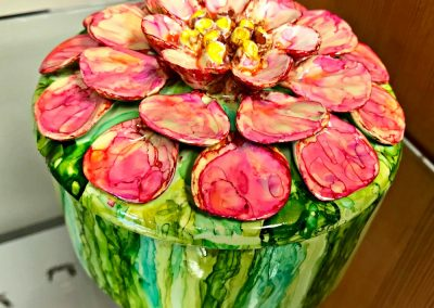 Alcohol Ink by Joan Denson