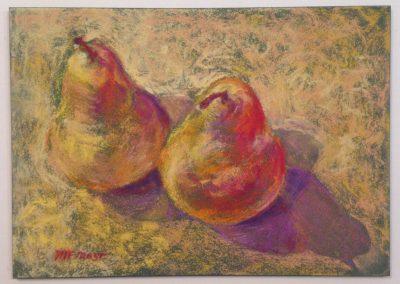 Maribel Mast, Two of a Kind, Pastel