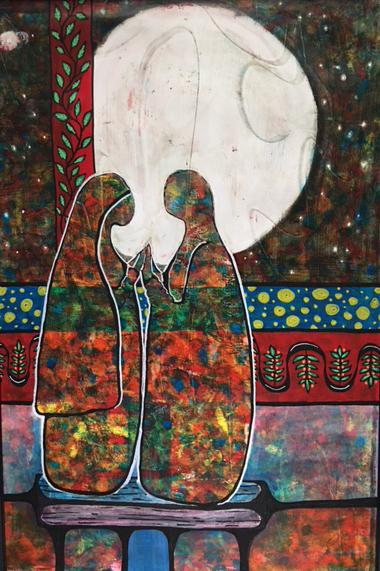 Louise Placek- Peace Brother- Sister