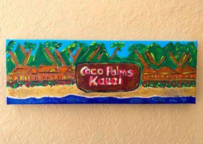 Gina DeWitt - Coco Palms, KAUAI