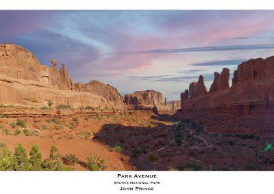 Park Avenue- John Prince, Photography